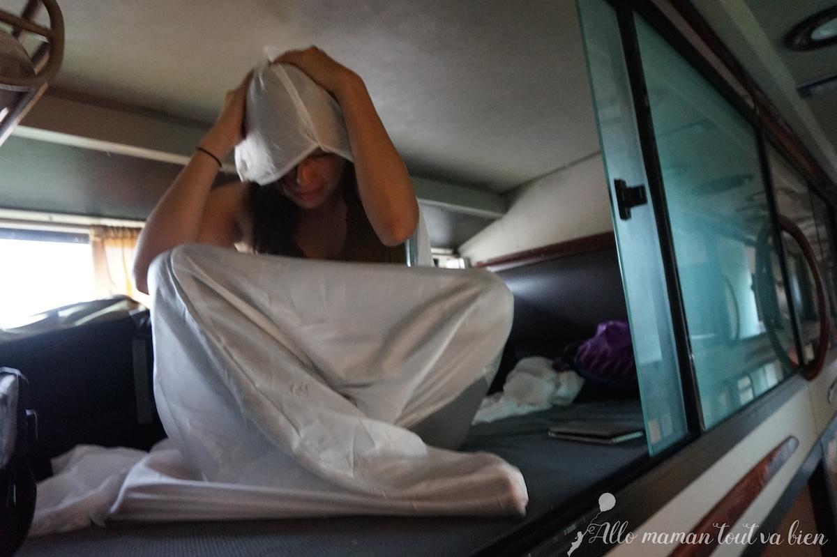 Voyage Bus Inde