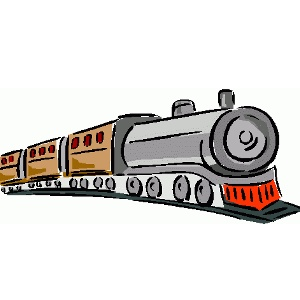 train-clip-art
