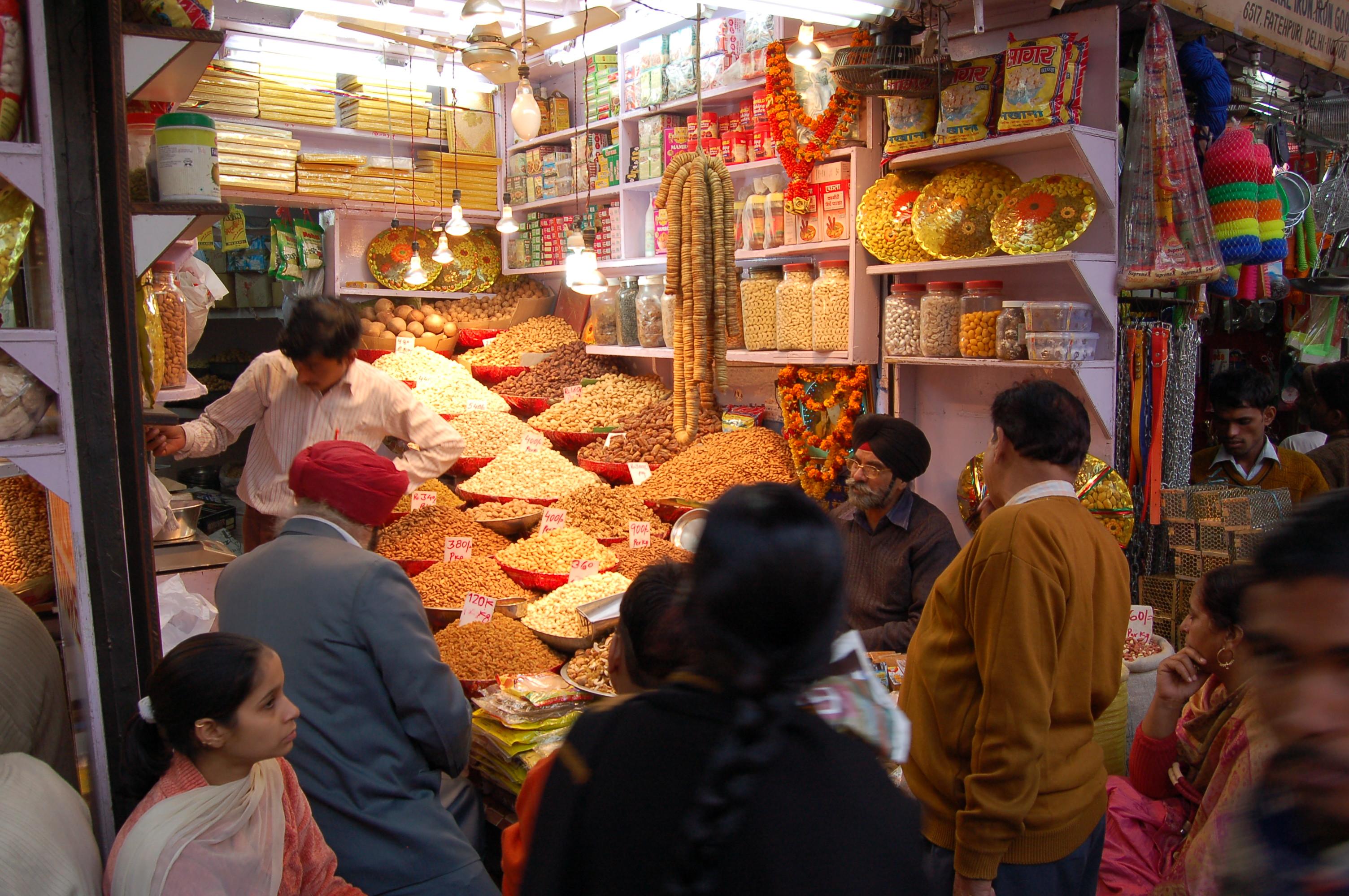 karol-bagh quartiers où loger à new delhi