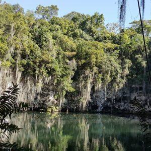 laguna-duducôte nord république dominicaine
