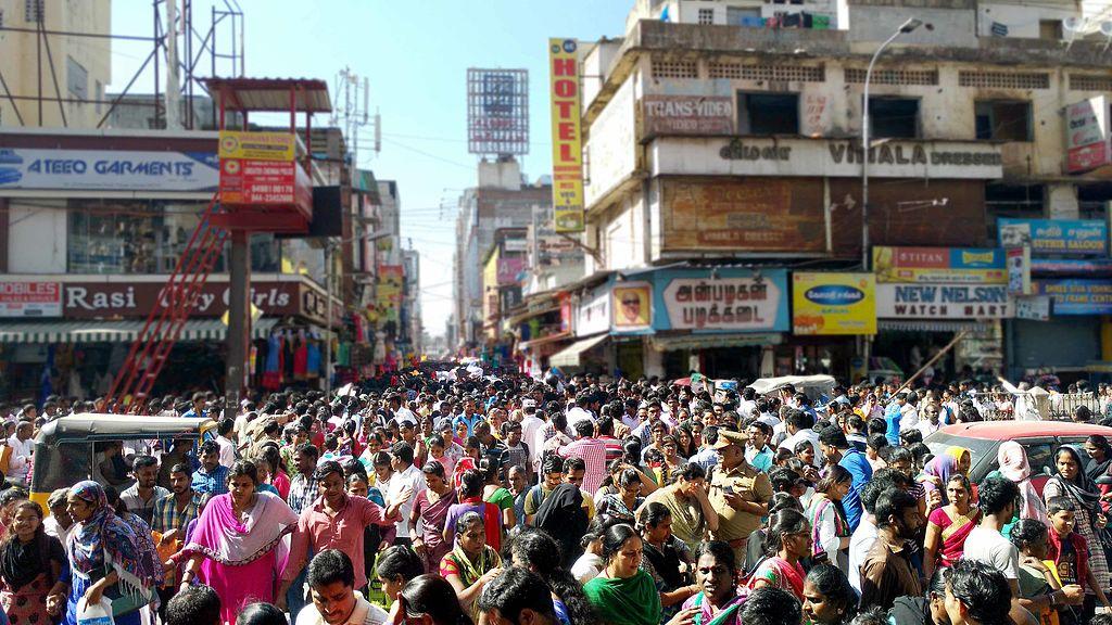 paharganj quartiers où loger à new delhi