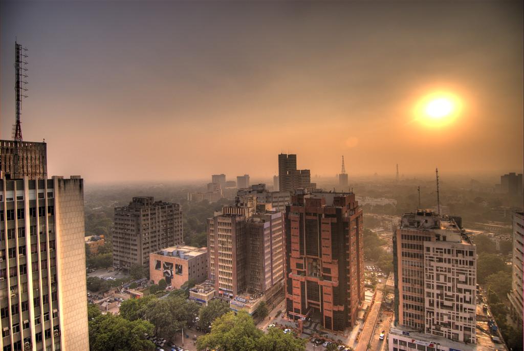 connaught-place quartiers où loger à new delhi