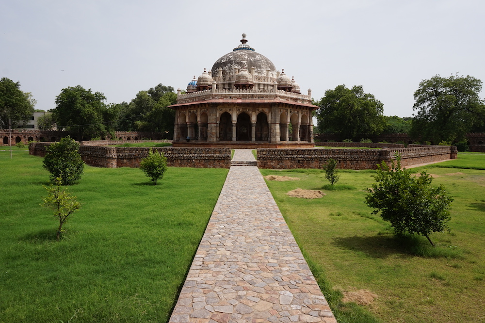 new-delhi guide-humayuns-tomb
