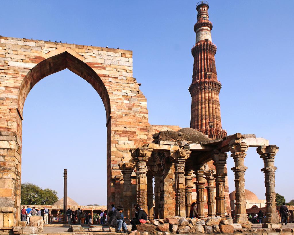qutub-minar-new delhi guide