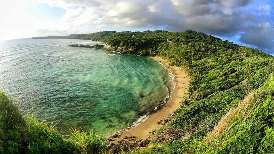 las-terrenas côte nord république dominicaine
