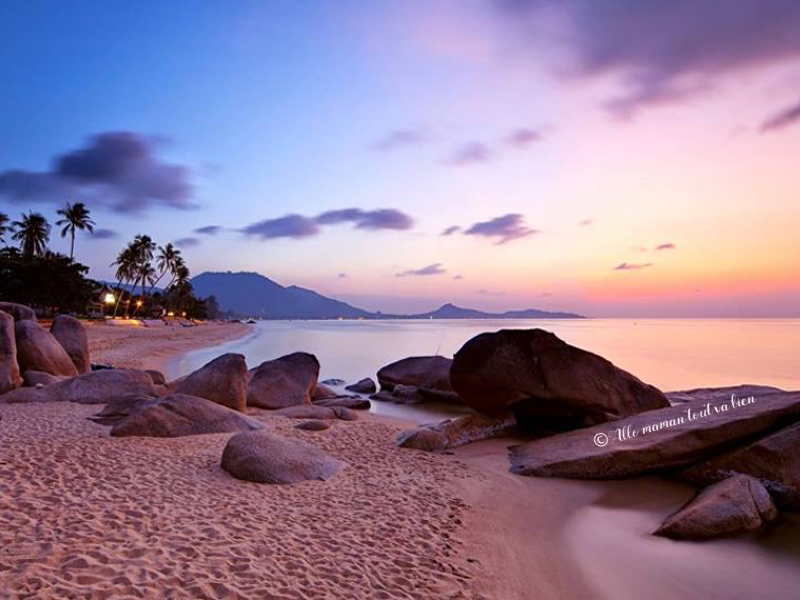 koh samui les meilleures plages