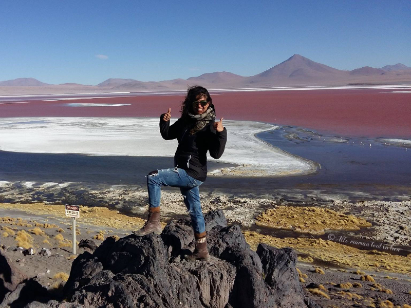 Laguna Colorada, Bolivie les incontournables
