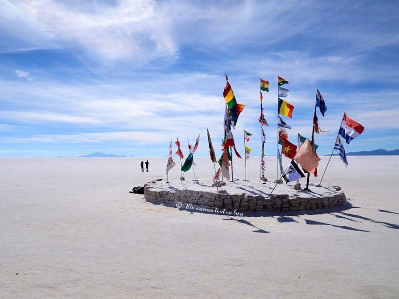 Salar Uyuni, Bolivie les incontournables