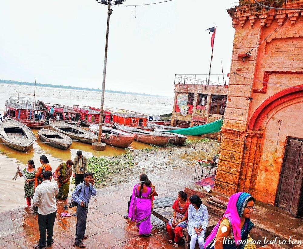 Varanasi the sacred city-Ganga-River