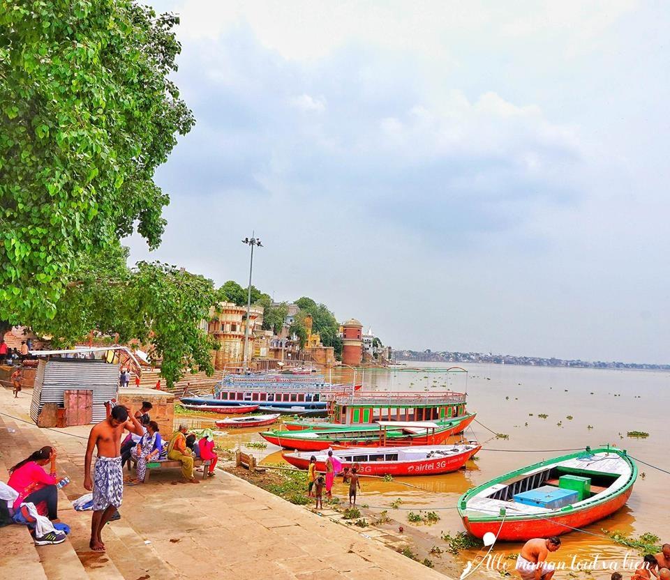 varanasi the sacred city