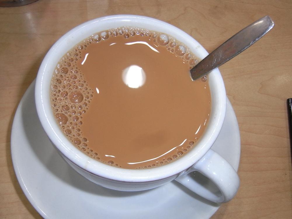 hong kong thé au lait