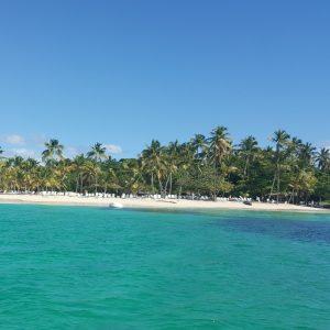 côte nord république dominicaine bacardi island