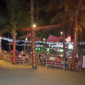 côte nord république dominicaine cabarete-nuit