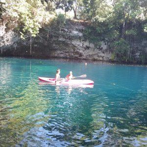 laguna-dudu côte nord république dominicaine