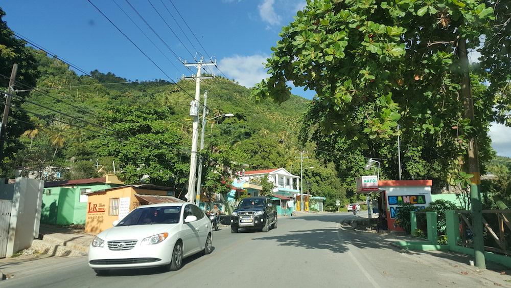 -samana côte nord république dominicaine