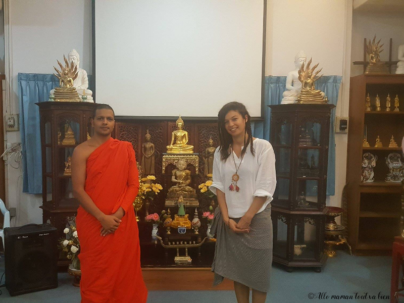 CHIANG MAI EXPERIENCE MONK CHAT