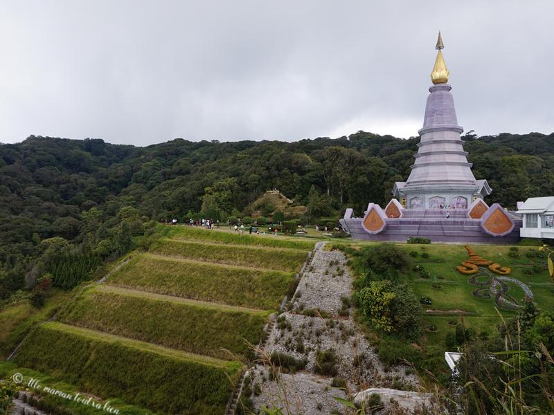 Chiang mai les meilleurs parcs nationaux doi inthanon