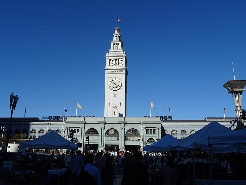 San Francisco les immanquables Ferry Building