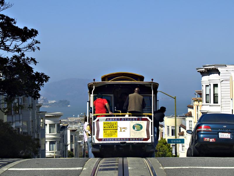 San Francisco Immanquable Cable Car